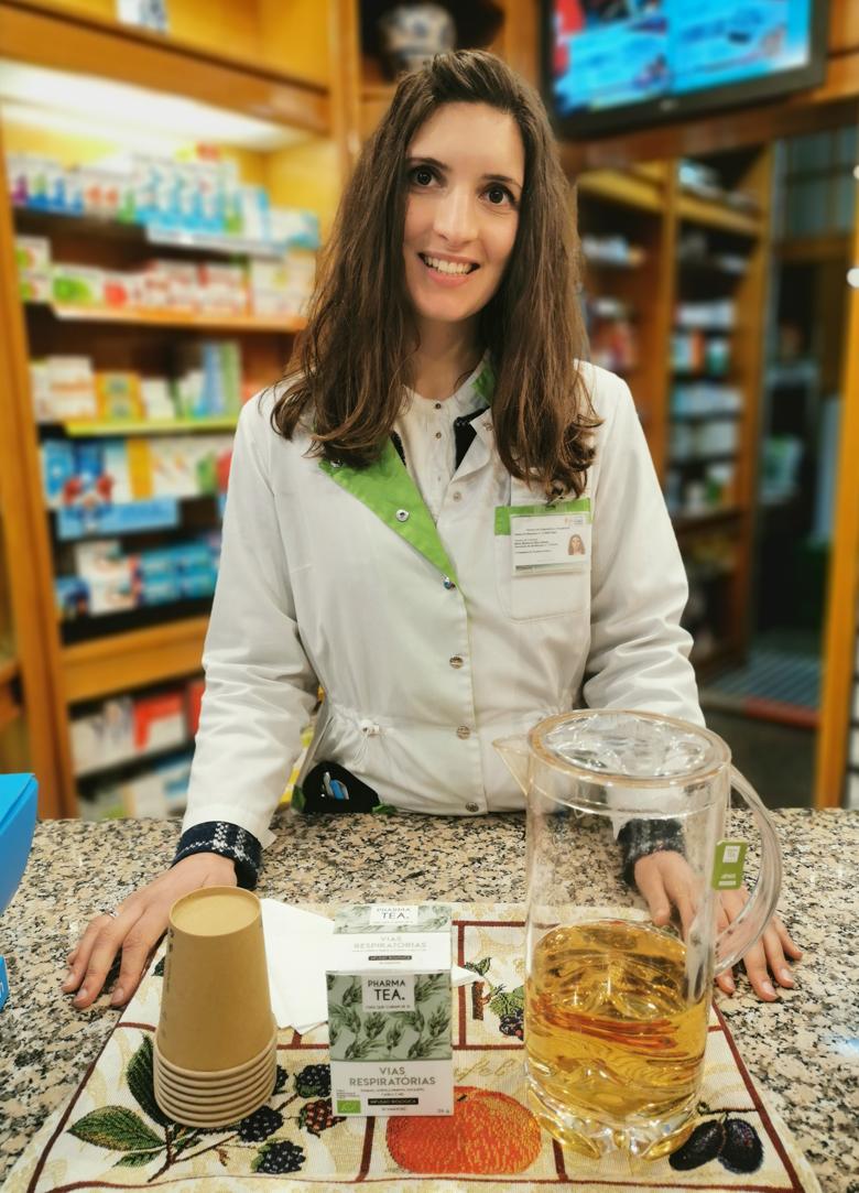 Venha beber um Chá - Farmácia Lúcio - Melhor Farmácia de Armamar - 100 anos a cuidar da sua saúde - Nós ajudámos a viver uma vida saudável! - Arnaldo Lúcio - WebDesign