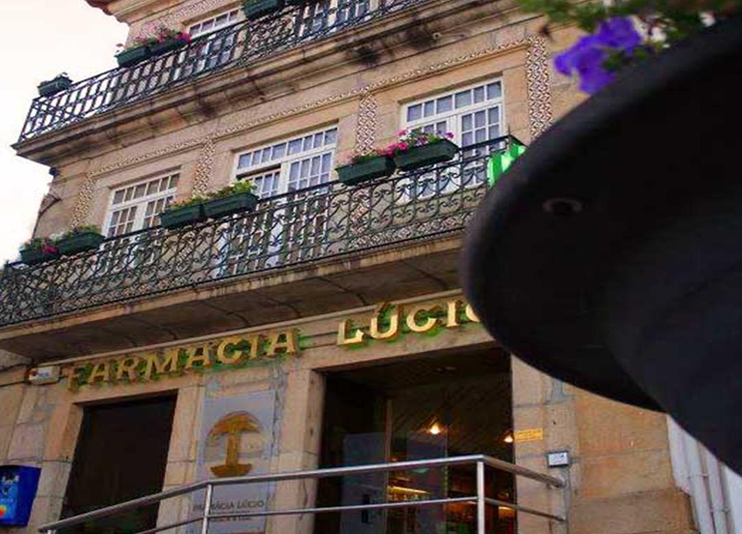 Venha Conhecer-nos - Farmácia Lúcio - Melhor Farmácia de Armamar - 100 anos a cuidar da sua saúde - Nós ajudámos a viver uma vida saudável! - Arnaldo Lúcio - WebDesign